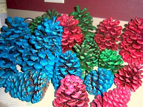 how to make wax covered pine cones   christmas decorations  crafts   gardening  home. How to Make Wax Covered Pine Cones    Hometalk