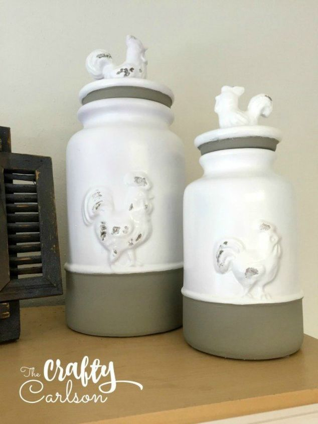 Don T Throw Out That Used Jar Before You See These Countertop Ideas Hometalk