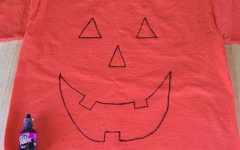 2 Easy Halloween Shirts