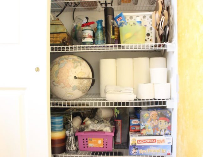 DIY Covers for Wire Shelving | Hometalk