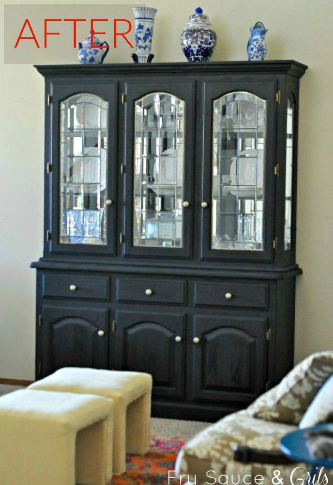 8 Hutch Makeovers We Can T Stop Looking At Hometalk