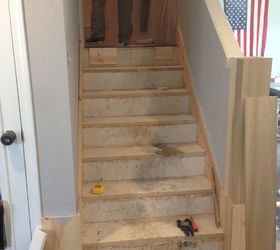 Delicieux Diy Staircase Remodel, Hardwood Floors, Home Improvement, Stairs,  Woodworking Projects