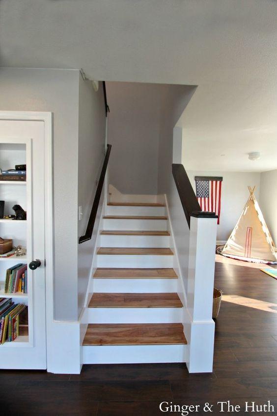 Diy Staircase Remodel Hometalk