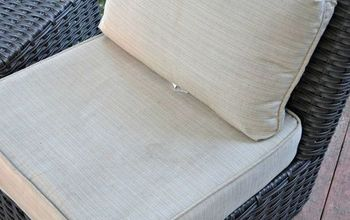 How to Clean Your Patio Cushions Easily