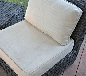 How To Clean Your Patio Cushions Easily, Cleaning Tips, How To, Outdoor  Furniture Part 38
