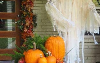 Foam Pumpkin to Lawn Ghoul
