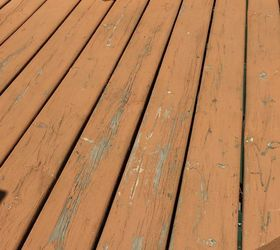 Will The Moisture (rain And Snow) Evaporate Or Will This Expedite The  Deterioration Of The Wooden Deck? Any Suggestions Or Comments Would Be  Greatly ...