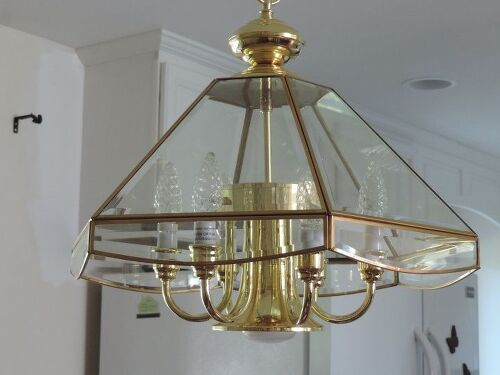 Hometalk is there a product that i could paint over the brass to look like chrome the glass panels are not removable mozeypictures Image collections