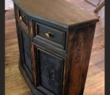 game for flame furniture revival by way of fire, home decor, painted furniture, repurposing upcycling