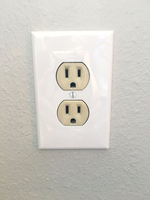 Easy Electrical Outlet Cover Tip | Hometalk