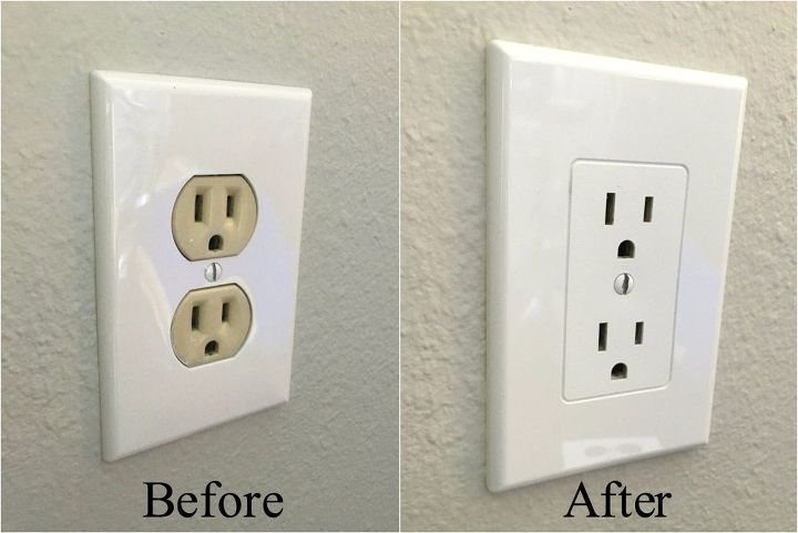 Easy Electrical Outlet Cover Tip