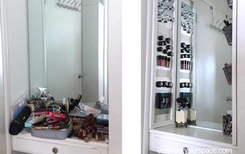 Quick and Easy DIY Makeup Organizing Tips