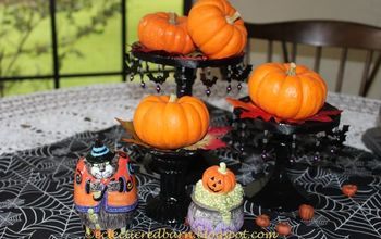 Need a Quick and Inexpensive Halloween Vignette?