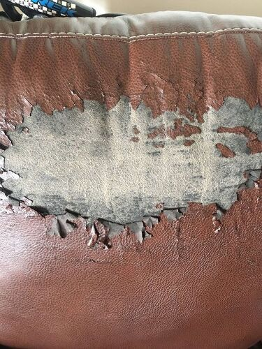 Fake Leather Repair