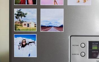 Quick DIY: Instagram Photo Magnets