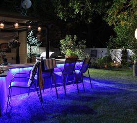 Amazing Hanging Garden Lights, Bathroom Ideas, Countertops, Home Decor, Lighting,  Repurposing Upcycling