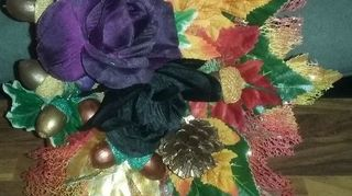 , My sister Micah s Autumn Wall Hanging