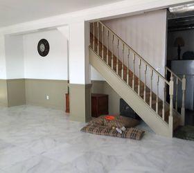 Faux Marble Flooring Hometalk