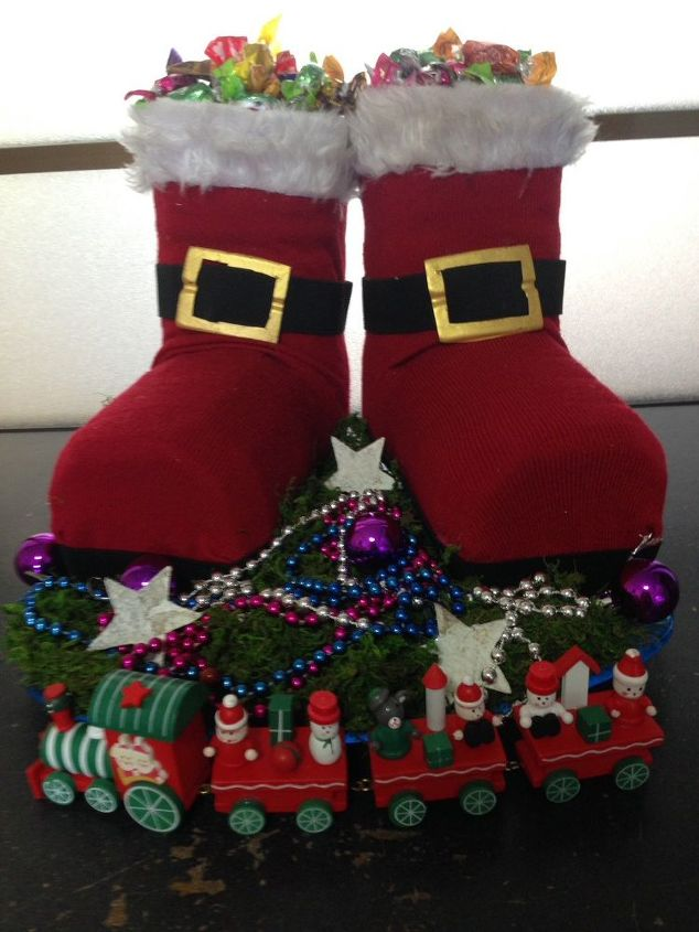 diy christmas decorations from recycled water bottles, christmas decorations, home maintenance repairs, ponds water features