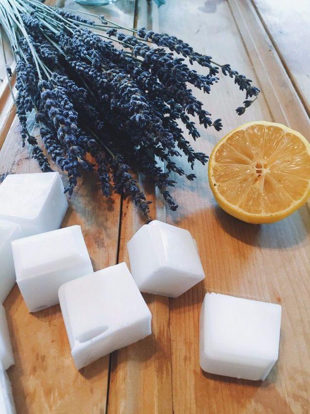 lavender lemon honey soap, cleaning tips