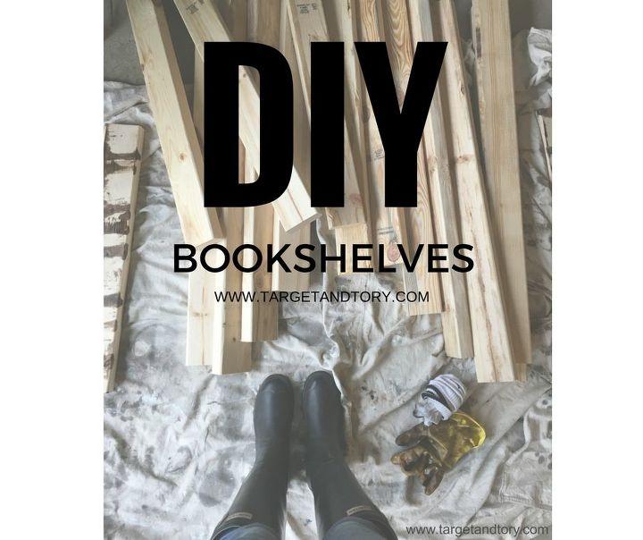 cute and easy bookshelves shelving ideas storage ideas - Cute Bookshelves