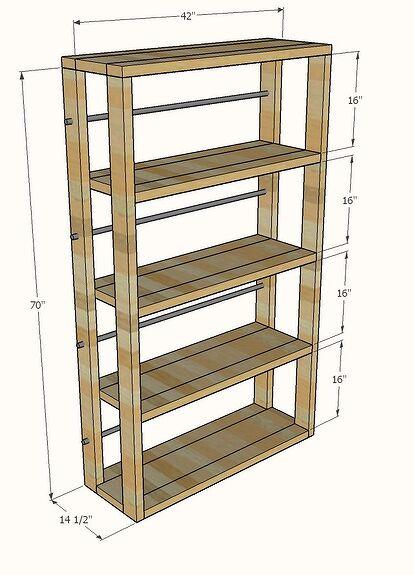 Cute And Easy Bookshelves Shelving Ideas Storage Ideas
