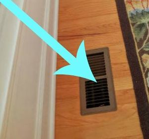 s hide your ugly vent with these 7 brilliant ideas, hvac
