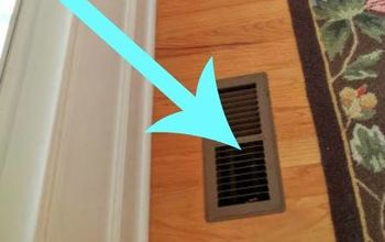Hide Your Ugly Vent With These 7 Brilliant Ideas