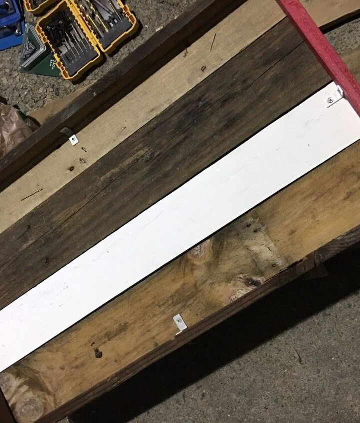 diy tray to boot , home decor, painted furniture, pallet, storage ideas, tools