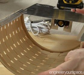 How To Make A Wall Lamp Sconce , Home Decor, How To, Lighting,