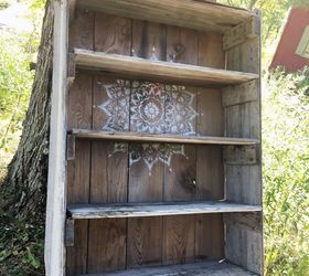 How To Color Coordinate Your Bookshelf Decor Bl On Compact Rustic