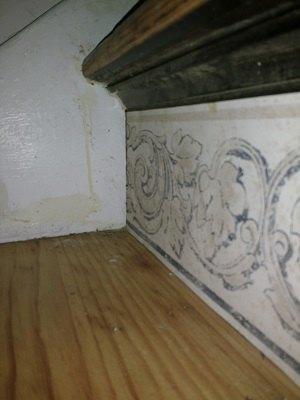 Stair Risers Wallpaper Border Hometalk