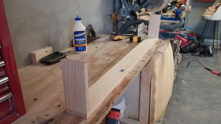 refined rustic floating shelves, shelving ideas