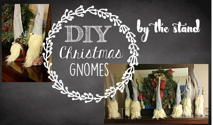 diy christmas gnomes, crafts, halloween decorations, home decor, how to, organizing, outdoor living, seasonal holiday decor, tools, reupholster