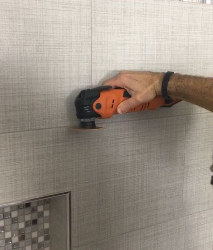 how to clean grout and install new grout that won t stain, cleaning tips, how to, tiling