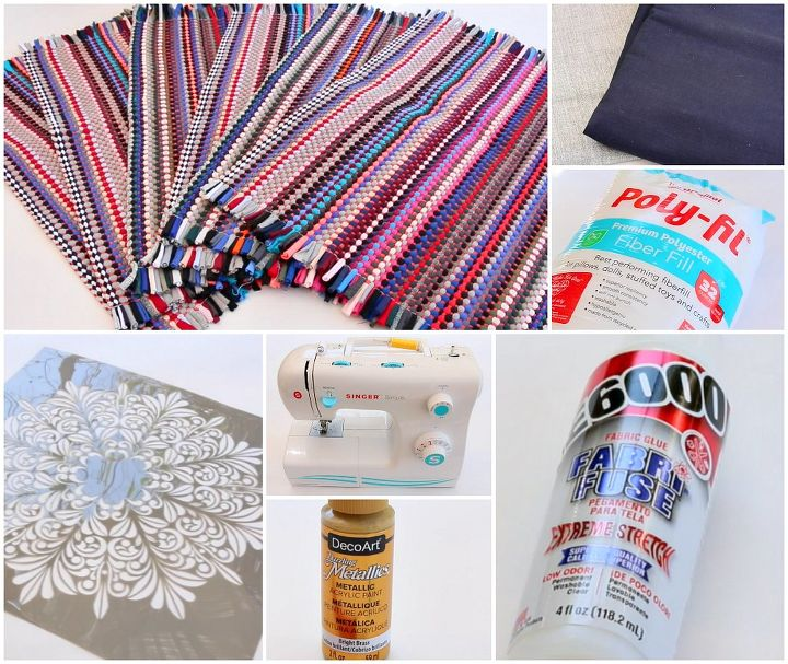 Youtube Rag Rug: Next Time You're At The Dollar Store, Grab Some Cheap Rag