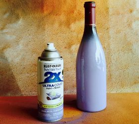 Wine Bottle Crafts Part - 26: Decorative Wine Bottles, Crafts