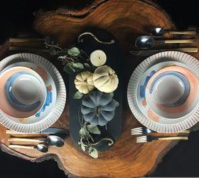 hand painted dinnerware kitchen design painting repurposing upcycling seasonal holiday decor & Hand Painted Dinnerware | Hometalk