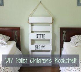 diy pallet bookshelf for kids pallet shelving ideas storage ideas & DIY Pallet Bookshelf for Kids   Hometalk