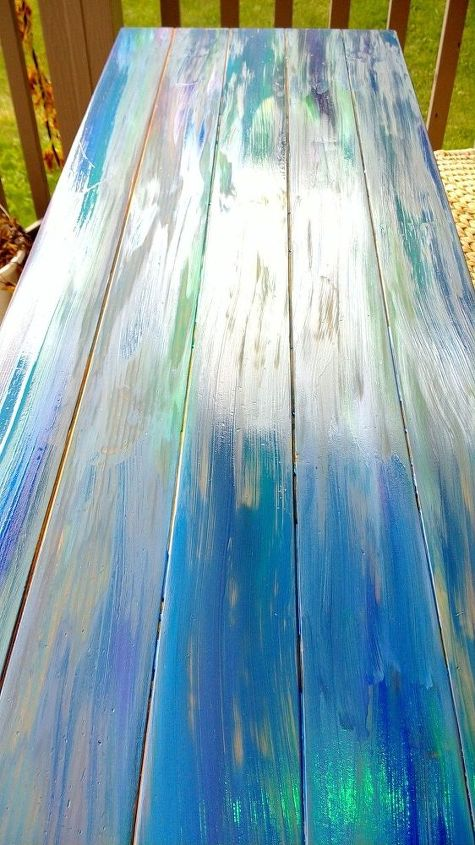 that time i spit on a sofa table , home decor, living room ideas, painted furniture, patriotic decor ideas, thanksgiving decorations