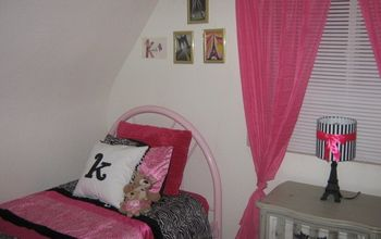 granddaughters birthday bedroom makeover , bedroom ideas