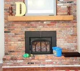 Magic block fireplace