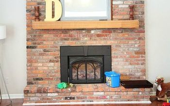 12 Simple Tricks to Amp up  the Light for Your Dark Fireplace