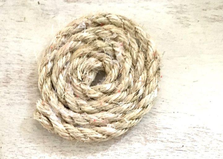 rope spandex rug, reupholster