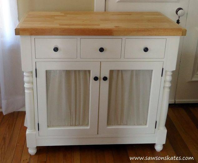Kitty Litter Cabinet Hides UGLY Litter Box | Hometalk