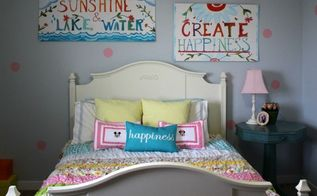 little girl room reveal springy and beautiful, bedroom ideas
