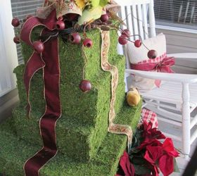 Christmas Topiary Ideas Part - 46: S Cut Up Cardboard For These Breathtaking Christmas Ideas, Christmas  Decorations, Stack Them Into