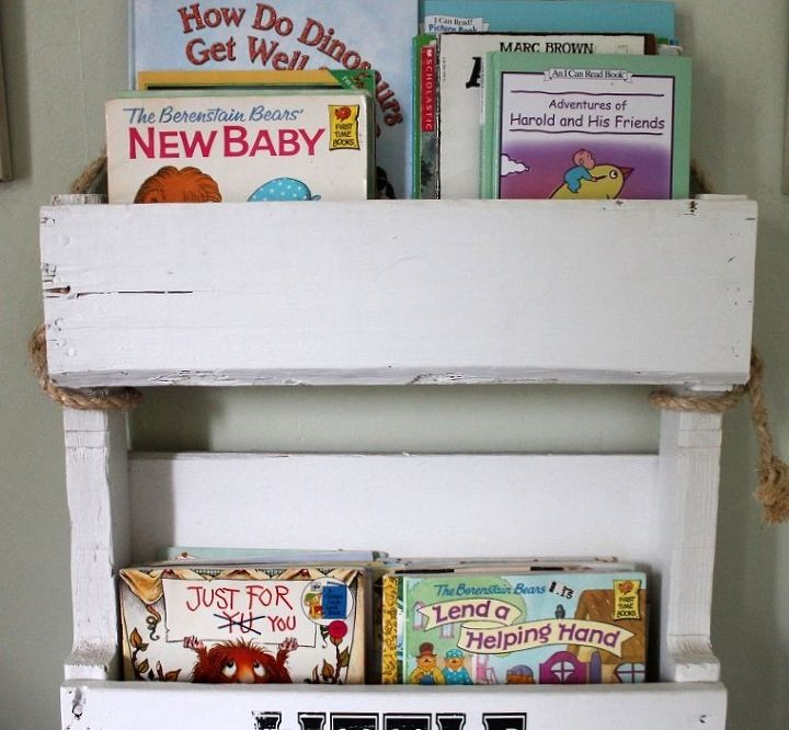 Diy Pallet Bookshelf For Kids Hometalk,Cherry Point Farm And Market West Buchanan Road Shelby Mi