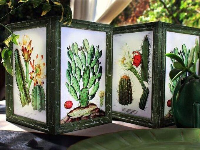 dollar store frame lanterns, crafts, home decor, lighting, living room ideas, outdoor living