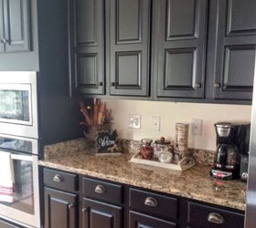 how to paint raised panel kitchen cabinet doors doors home decor home improvement & How To Paint Raised Panel Kitchen Cabinet Doors | Hometalk kurilladesign.com